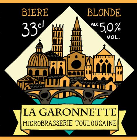 garonnette logo